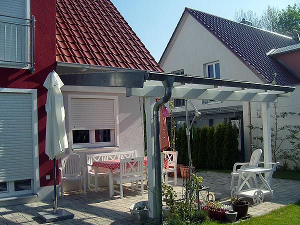 Glaserei Mayer - Terrassenüberdachungen
