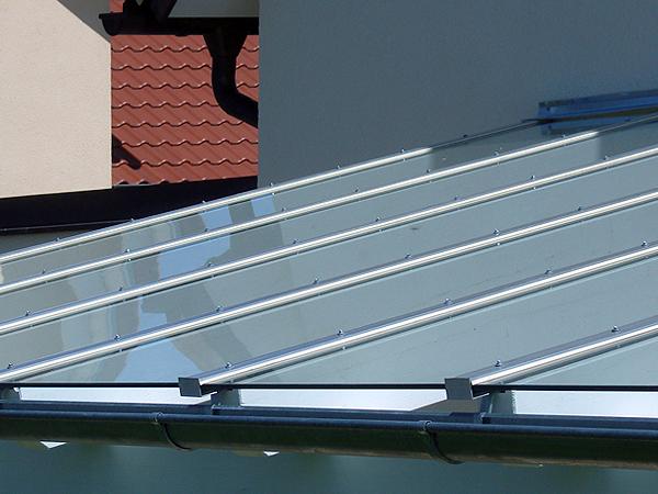 Terrassenüberdachungen - Glaserei Mayer